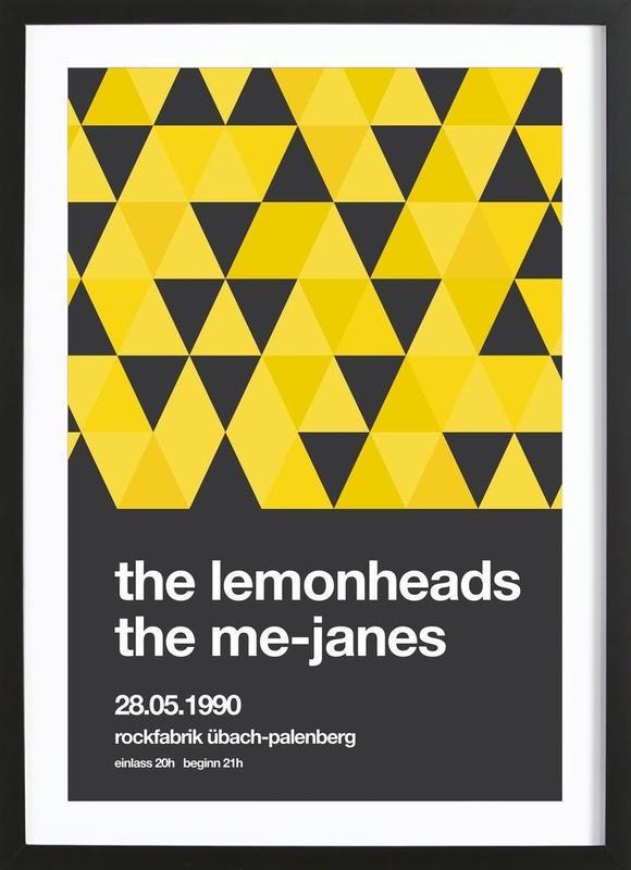 The Lemonheads Framed Print
