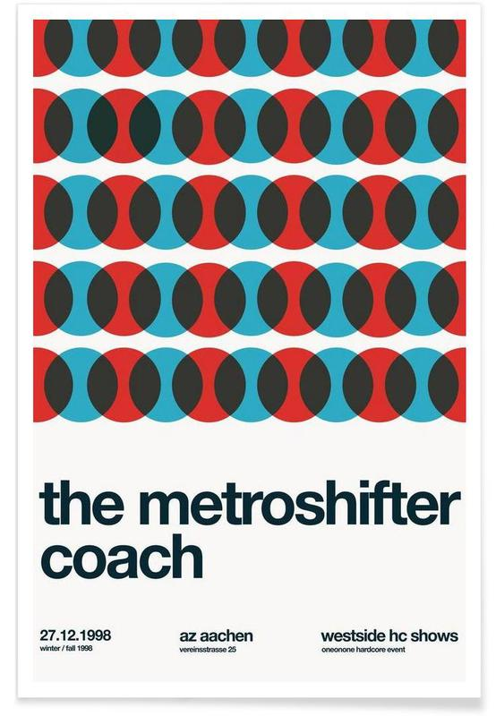 , Metroshifter affiche