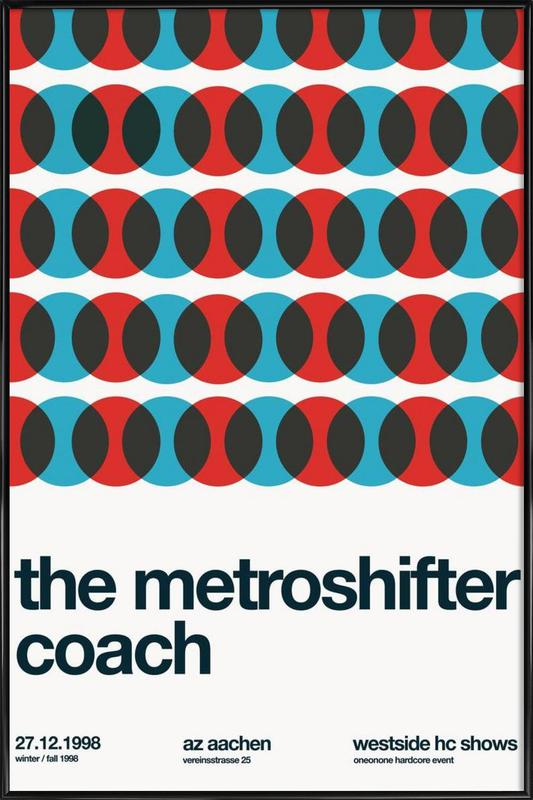 Metroshifter Framed Poster