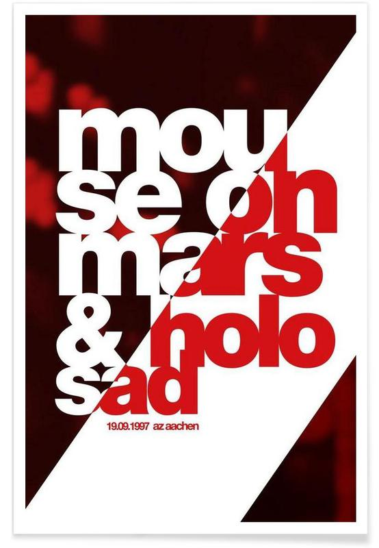, Mouse On Mars affiche