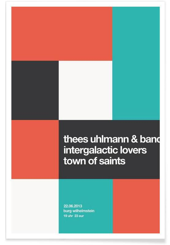 , Thees Uhlmann & Band affiche