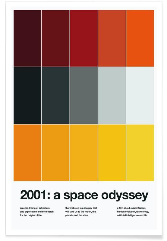 Filme, A Space Odyssey -Poster