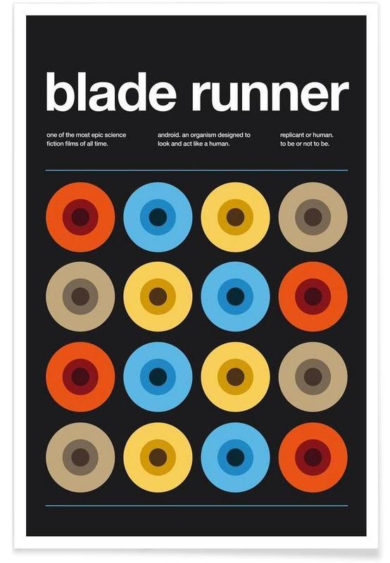 Movies, Blade Runner Poster