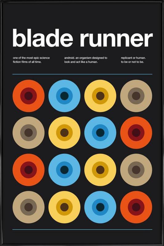 Blade Runner ingelijste poster
