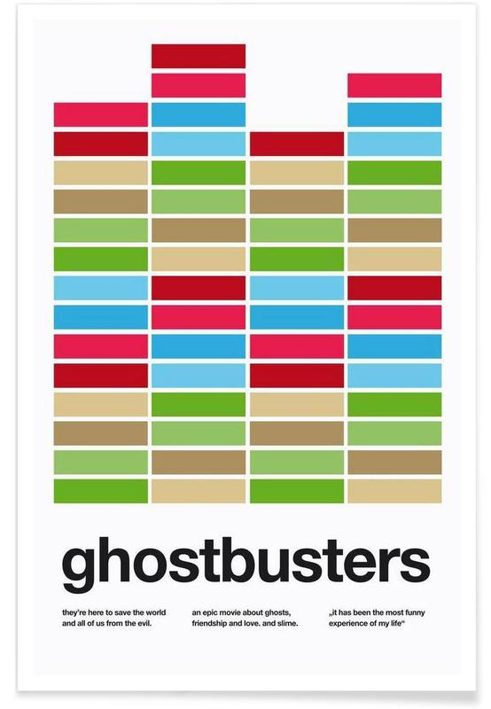 Movies, Ghostbusters Poster