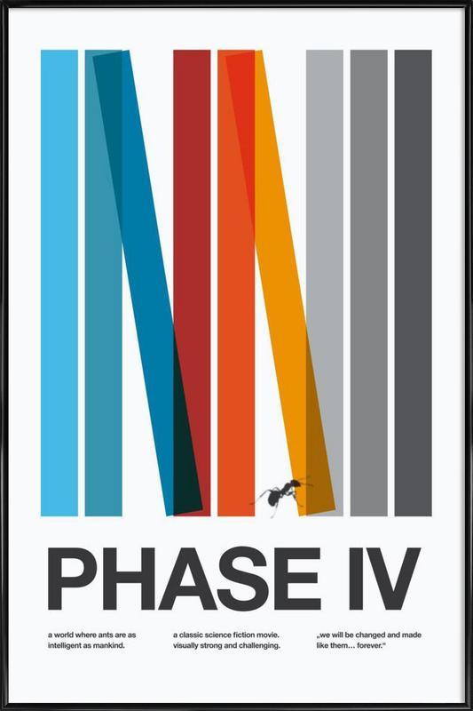 Phase 4 Framed Poster