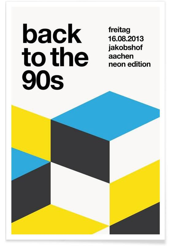 Films, Back To The 90s affiche