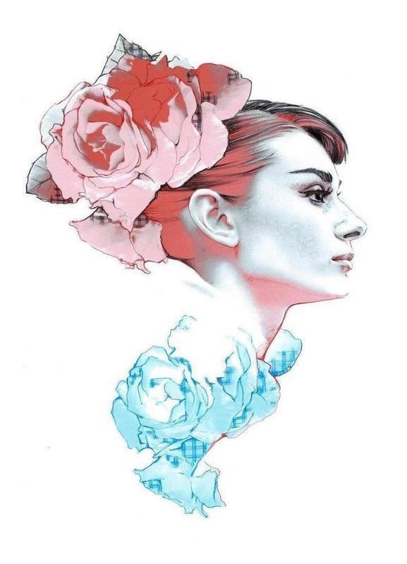 Audrey II toile