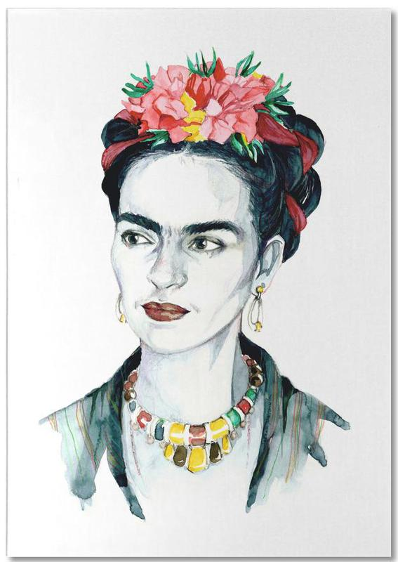 Frida Kahlo Notepad