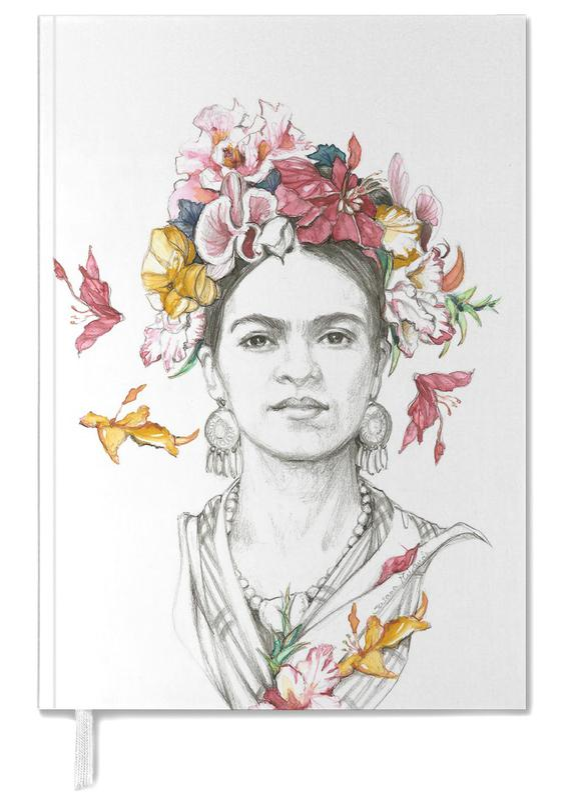 Frida Kahlo, Flowered Frida -Terminplaner