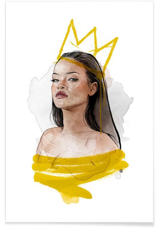 Rihanna -Poster