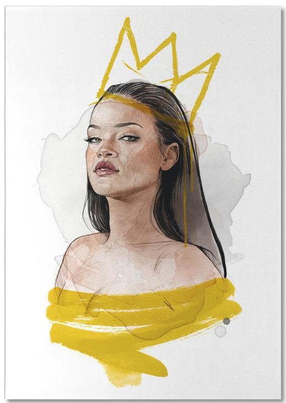 , Rihanna Notepad