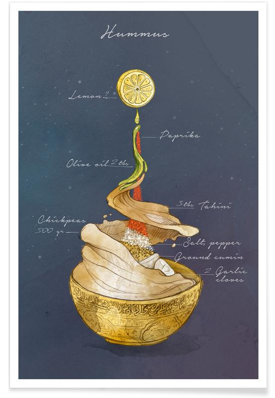 Hummus -Poster