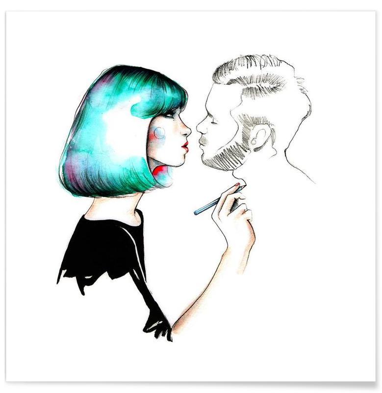 Couples, Kiss Me affiche