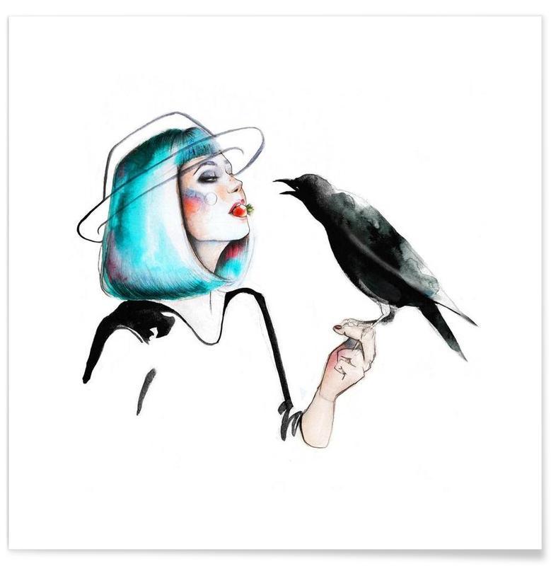 , Crow affiche