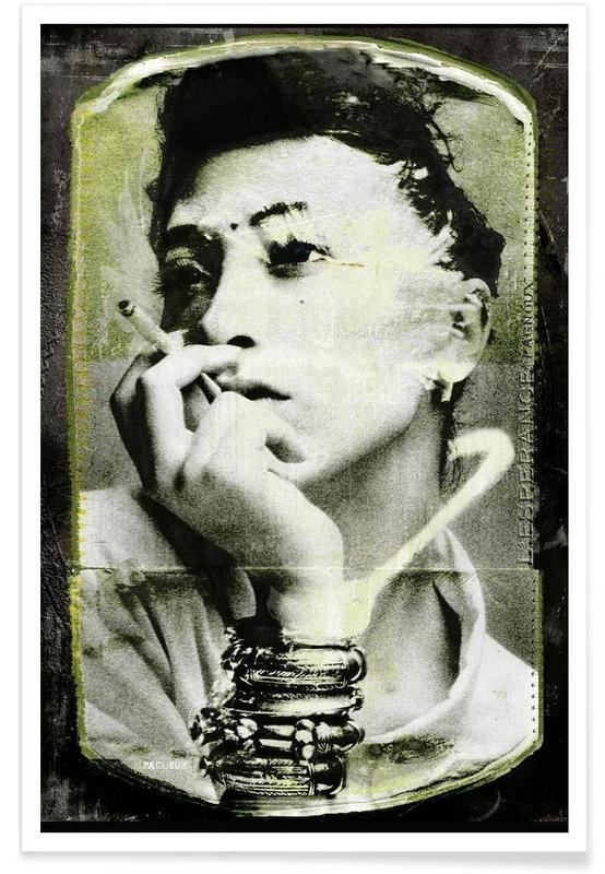 Fashion Photography, Portraits, L'espérance Poster