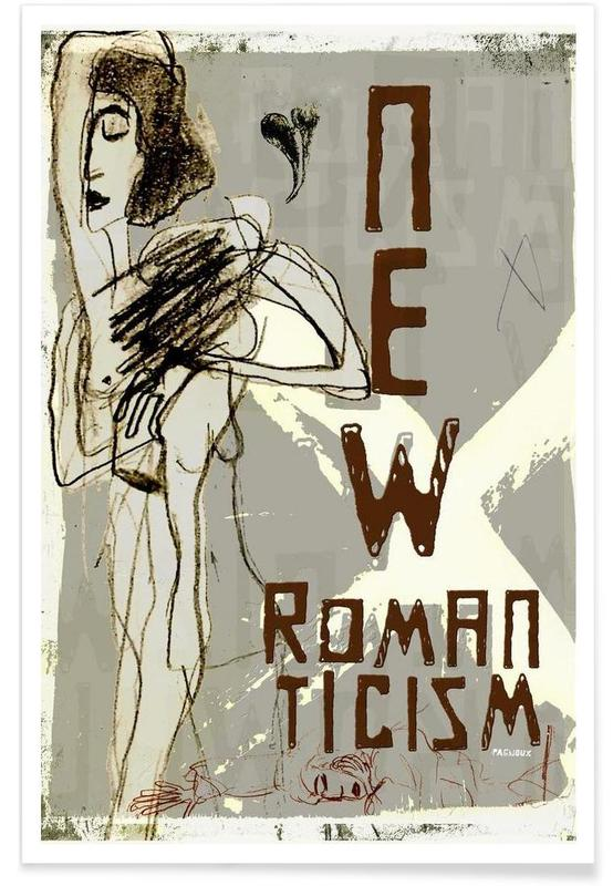 New Romanticism Poster