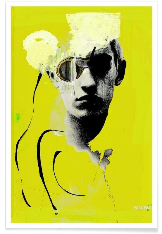 Portraits, WKD affiche