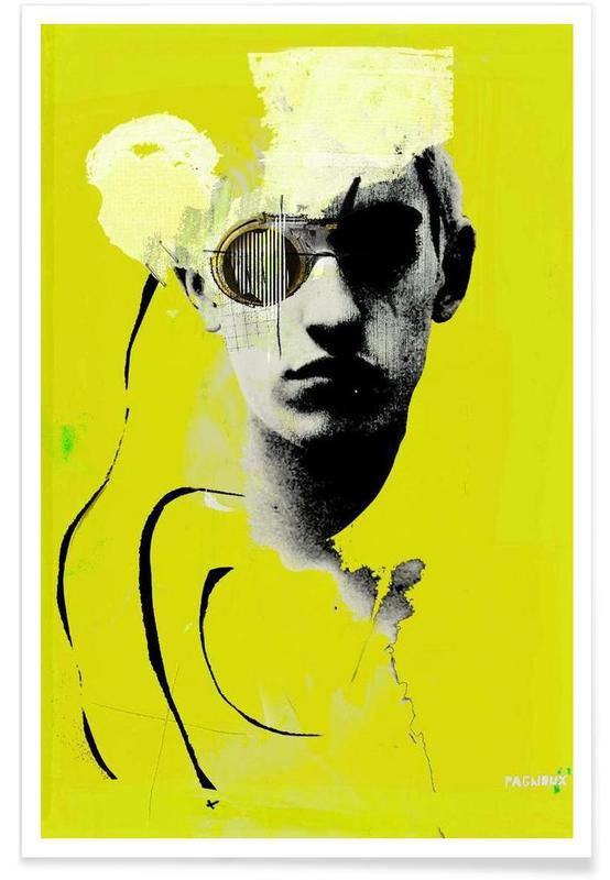 Portretten, WKD poster