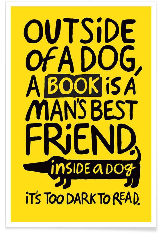 Humour, Citations et slogans, Best Friends affiche