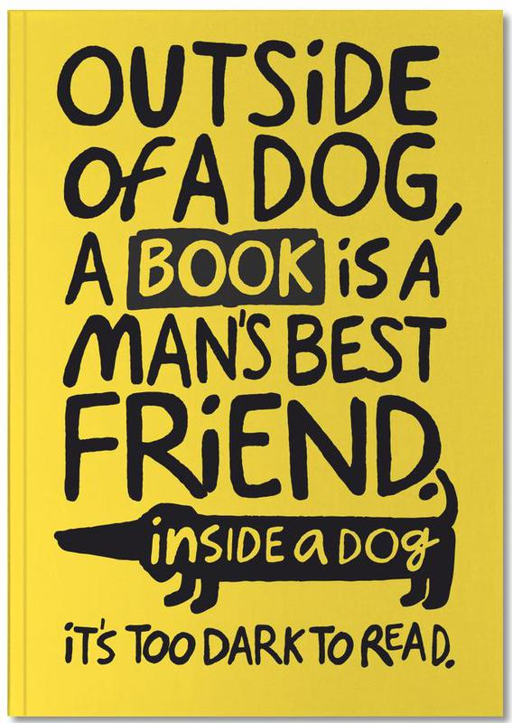 Funny, Quotes & Slogans, Best Friends Notebook