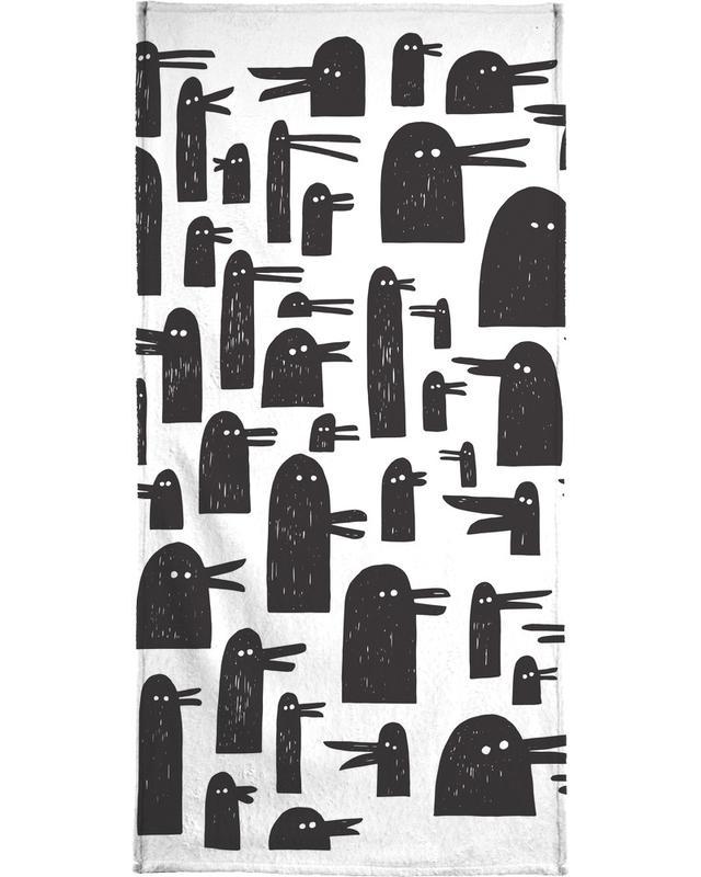 Ducks -Handtuch