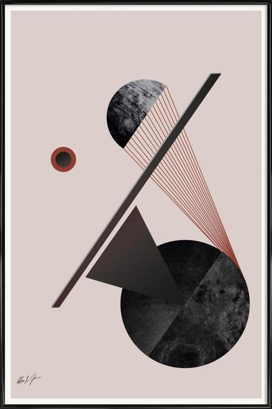 BAU1 Framed Poster