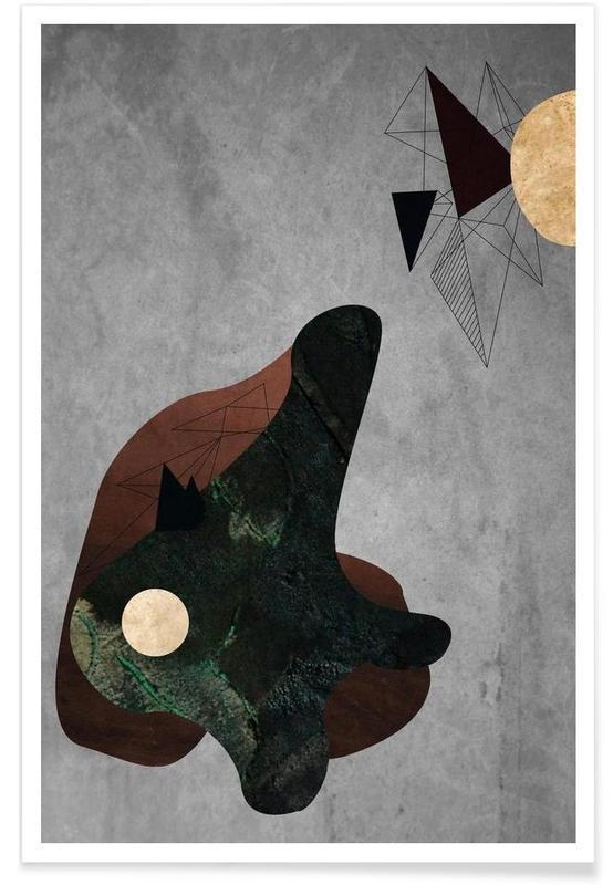 , Collage affiche