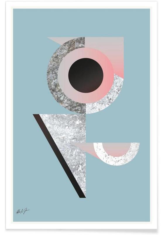 , BAU2 affiche