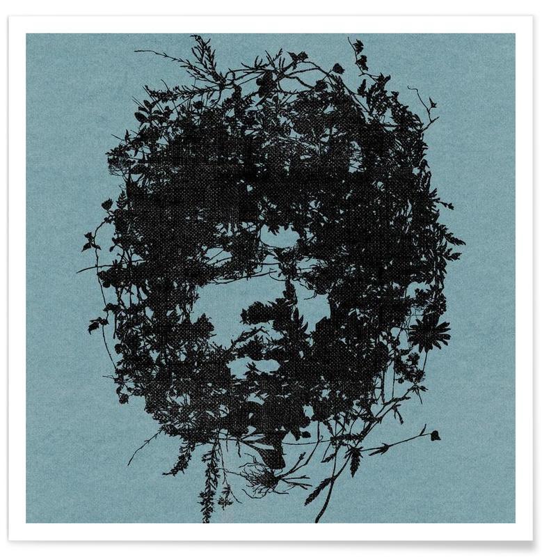Jimi Hendrix, Rock, Jimi affiche