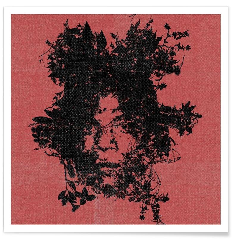 , Basquiat Poster