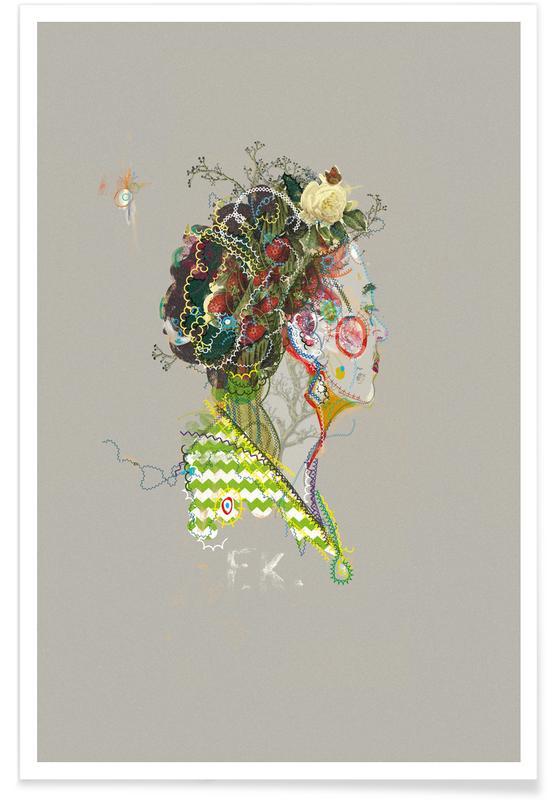 Frida 1 -Poster