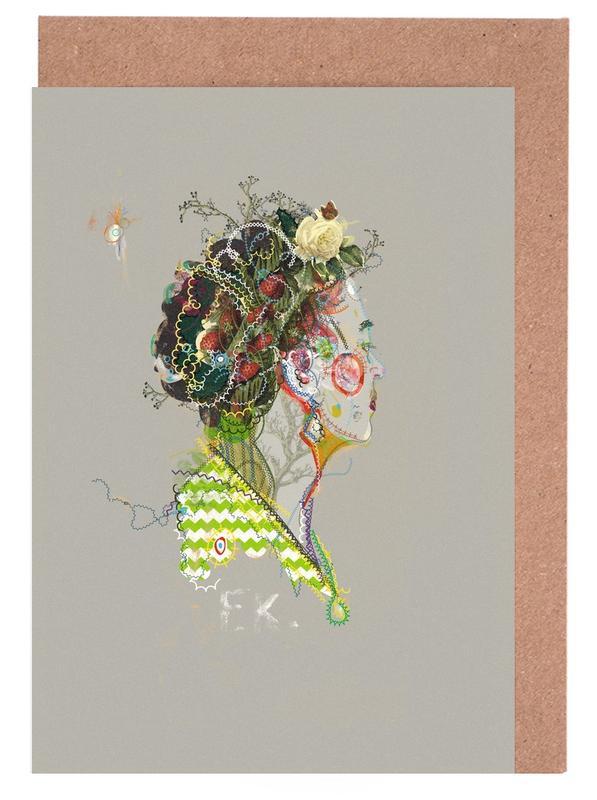 Frida 1 -Grußkarten-Set