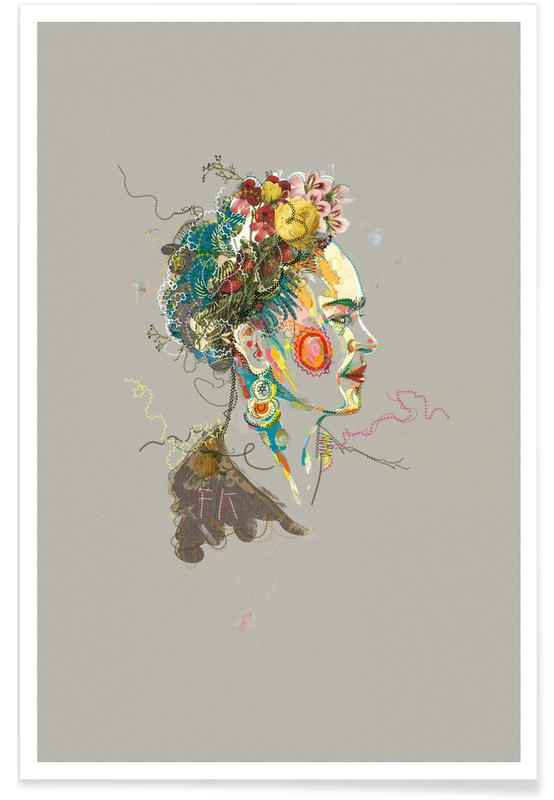 Frida Kahlo, Frida 2 Poster