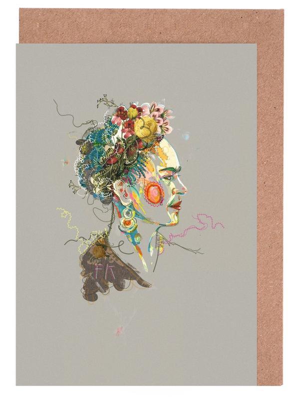 Frida 2 -Grußkarten-Set