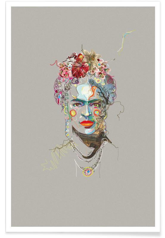 Frida Kahlo, Frida 3 Plakat