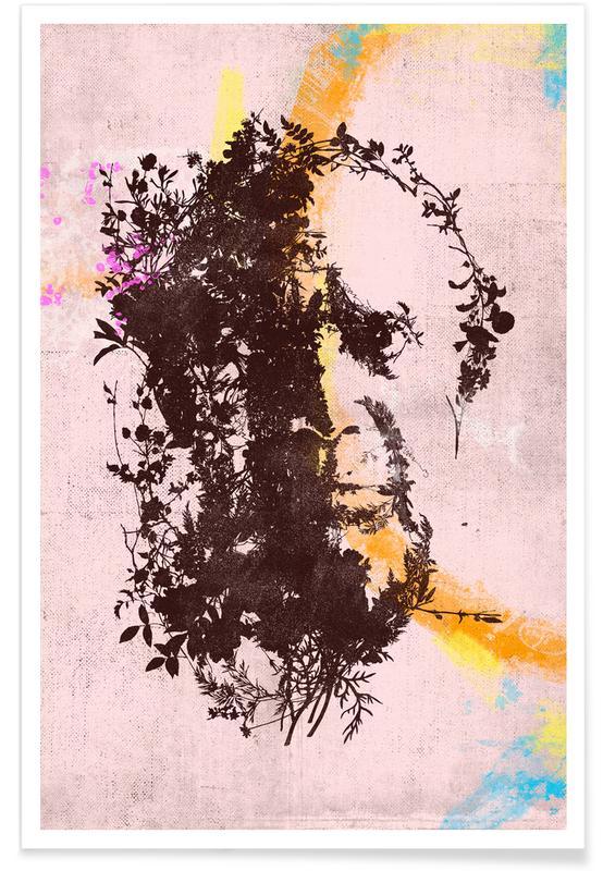 Portraits, Picasso 1 affiche