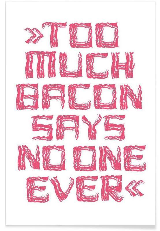 Bacon affiche