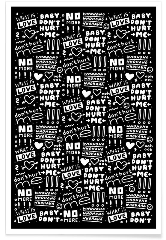 What Is Love -Poster