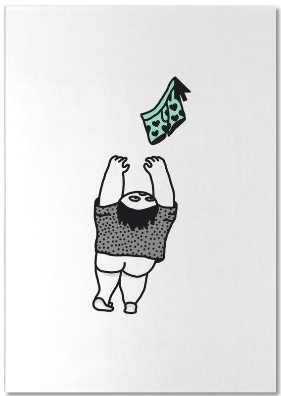 Humour, No Pants bloc-notes