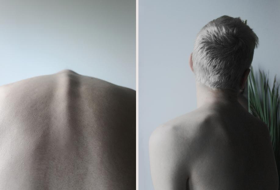 Spine -Acrylglasbild