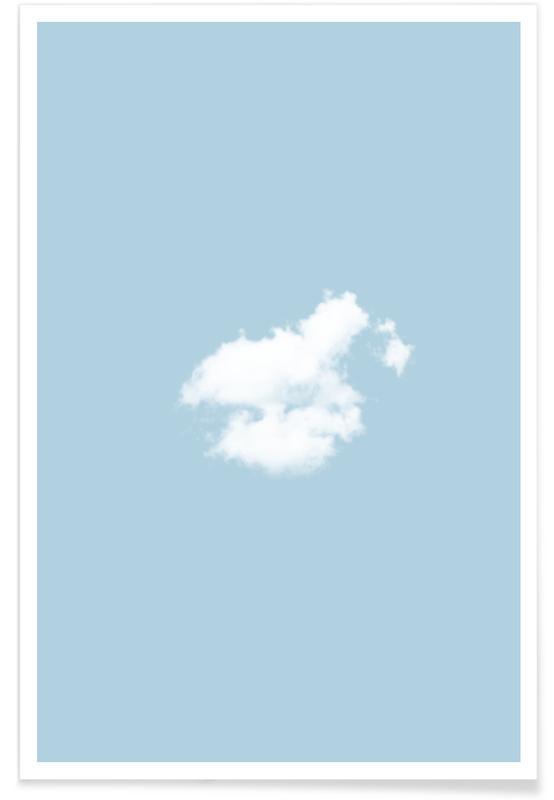 Himmel & Wolken, Cloud -Poster