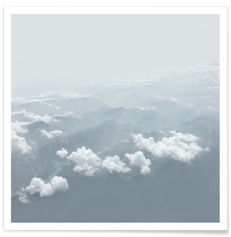 Montagnes, Heaven affiche