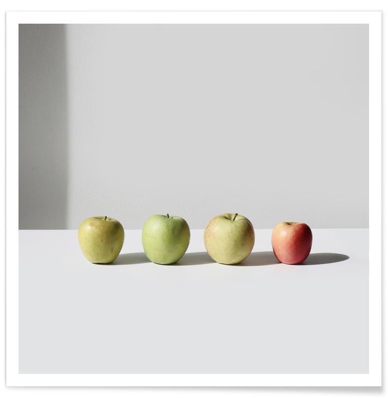 , Apples affiche