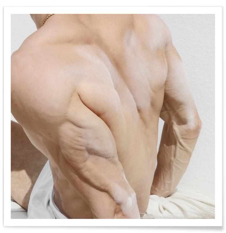 Körperformen, Veins -Poster