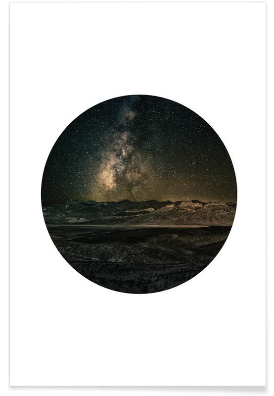 , Circular 3 Death Valley affiche