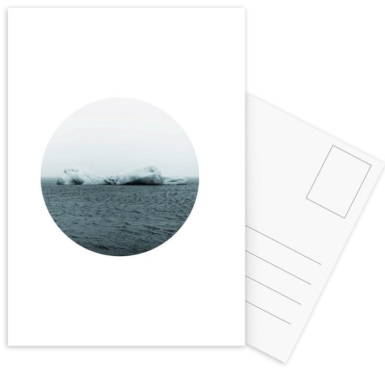 Circular 3 Jökulsárlón -Postkartenset