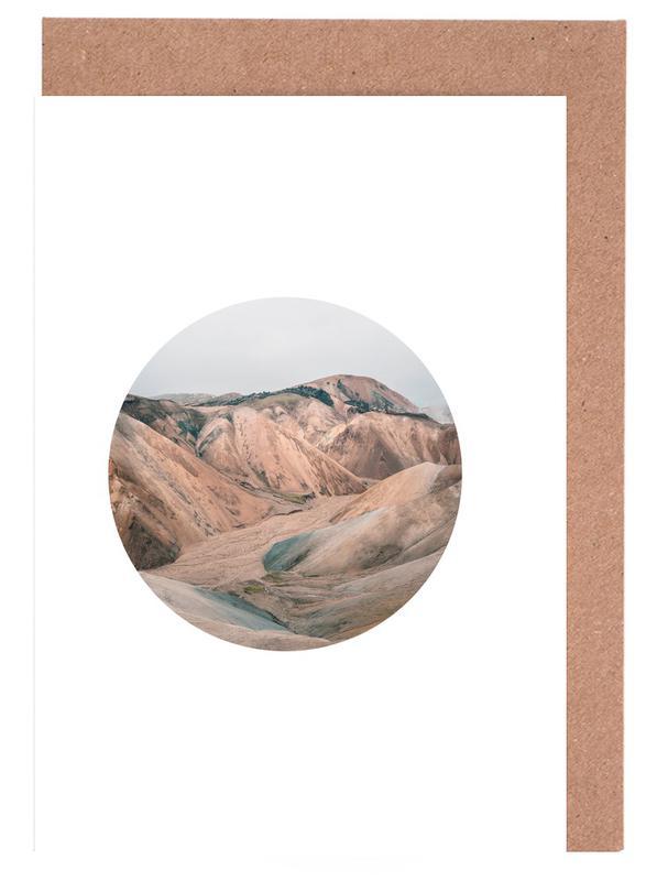 Circular 3 Landmannalaugar -Grußkarten-Set