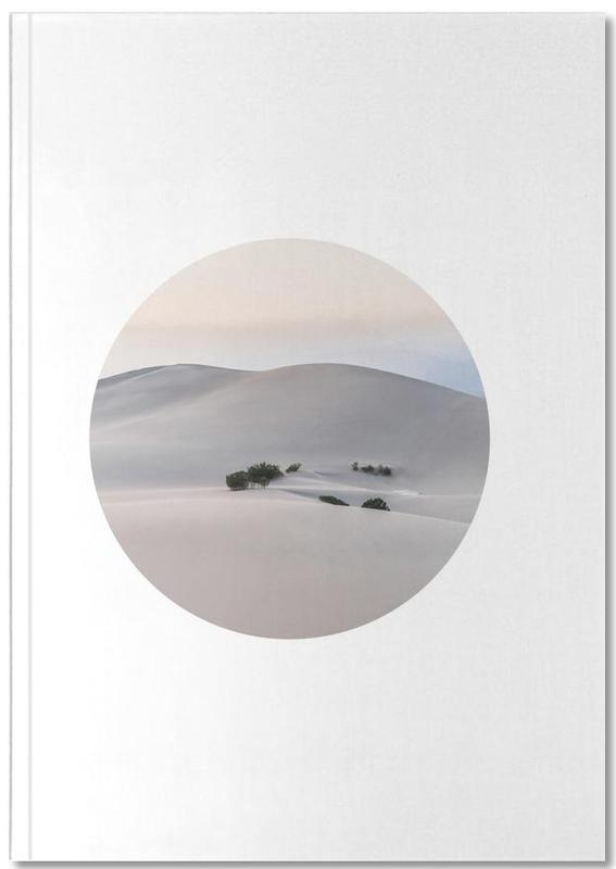 Circular 4 Death Valley Notebook