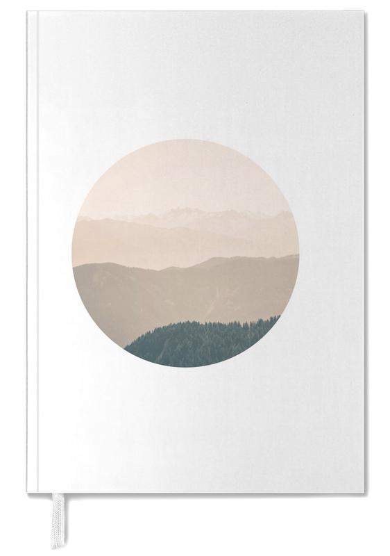 Berge, Sonnenuntergänge, Circular 4 Karwendel -Terminplaner